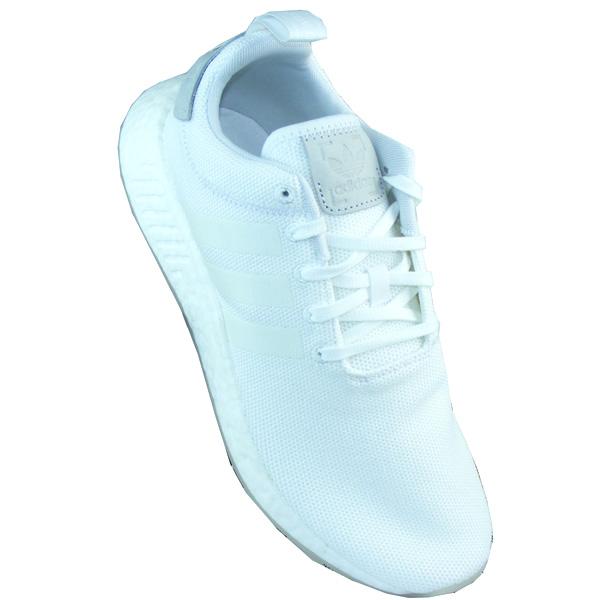 7f6d6f6e885fbd Adidas Originals NMD R2 Boost Herren weiß CQ2041 - meinsportline.de