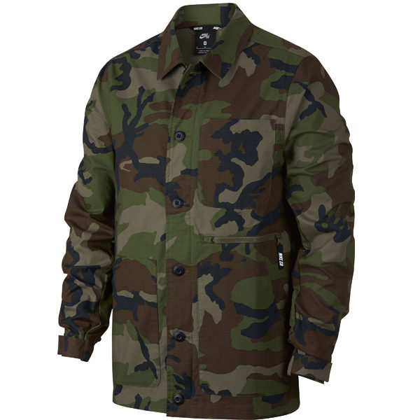 modische Nike SB Flex Camo Jacket Herren Jacke