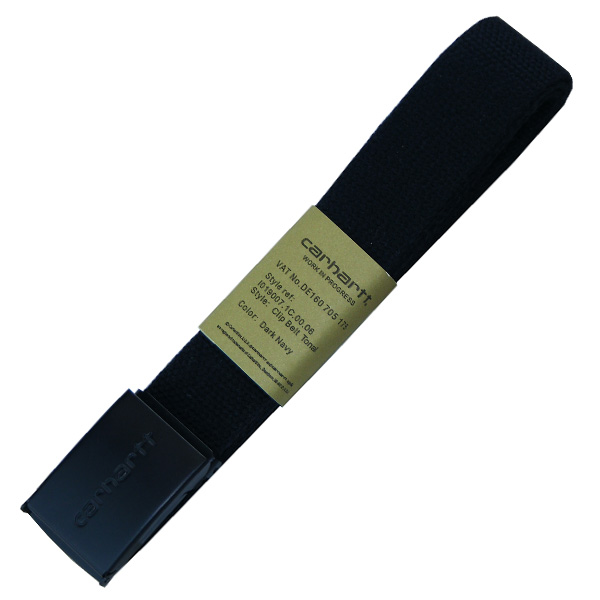Carhartt WIP Clip Belt Textil Gürtel Tonal
