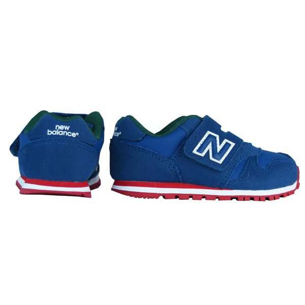 New Balance KV373 PDI Kids Lifestyle Hook and Loop Kinderschuhe