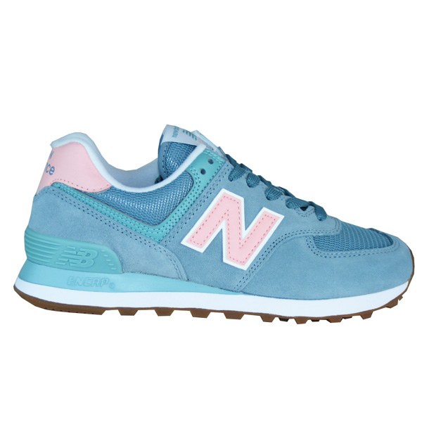 New Balance WL 574 FLB Natural Outdoor Lifestyle Damenschuhe