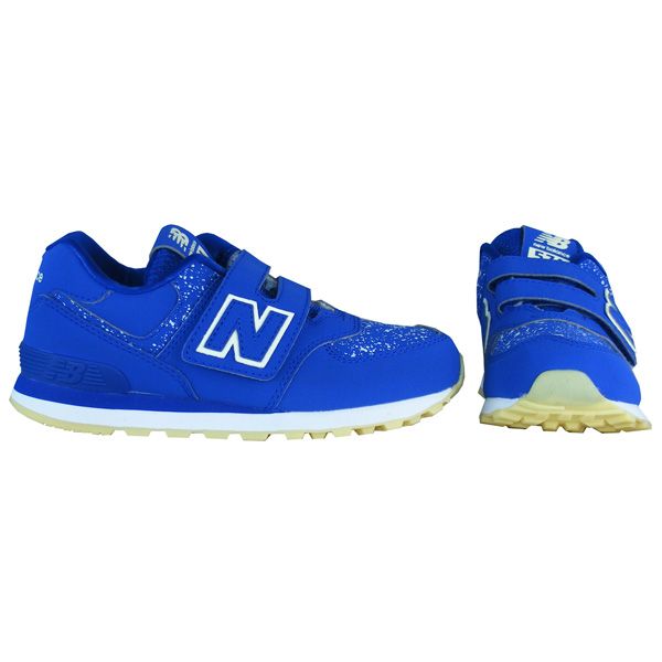 New Balance YV574 KY Kids Lifestyle Glow in the Dark Kinderschuhe