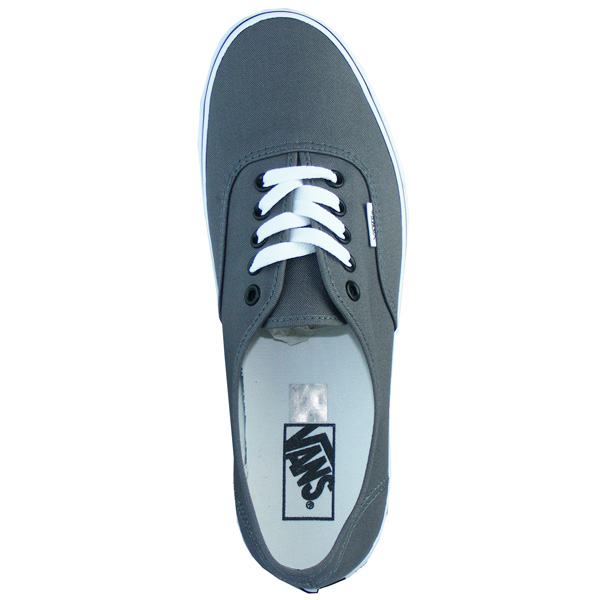 Vans Authentic Sneaker Herren grauweiß