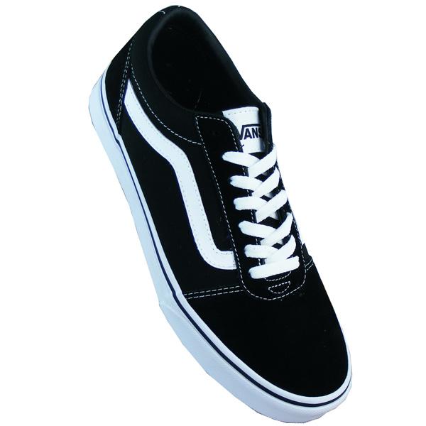 b7eabc88ba7da1 Vans Ward Classic Street Sneaker · Design und Optik im klassischen Look ·  7- Loch Schnürung mit weißen Schnürsenkel