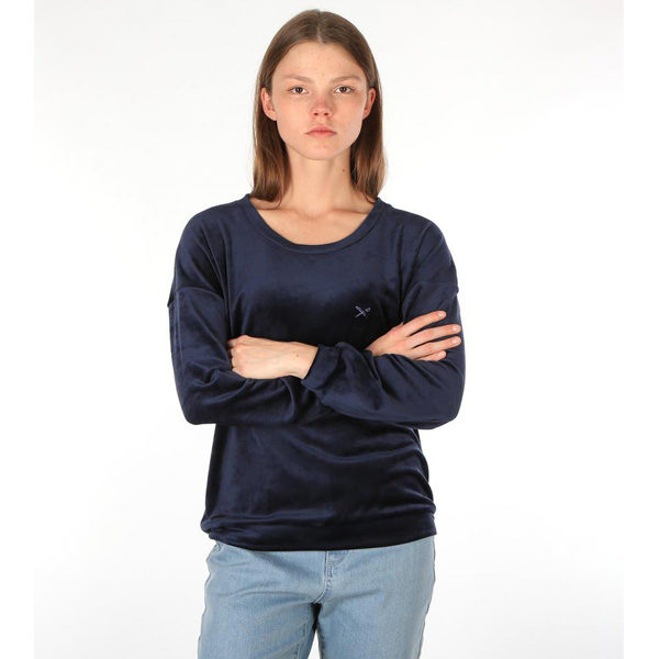 Iriedaily Temtation 2 Samt Damen Sweater