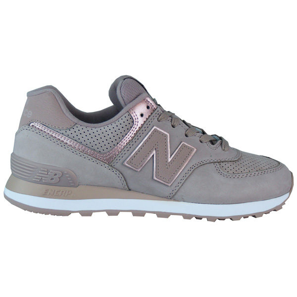 New Balance WL574 NBM Lifestyle Damen Laufschuhe