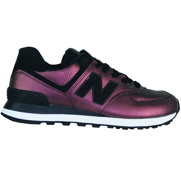 New Balance WL574 KSB Lifestyle Sheen Pack Damen Laufschuhe