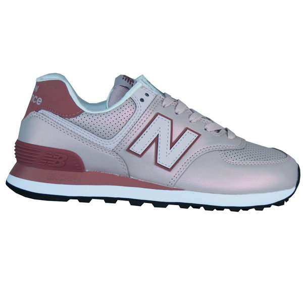 New Balance WL574 KSE Lifestyle Sheen Pack Damen Laufschuhe