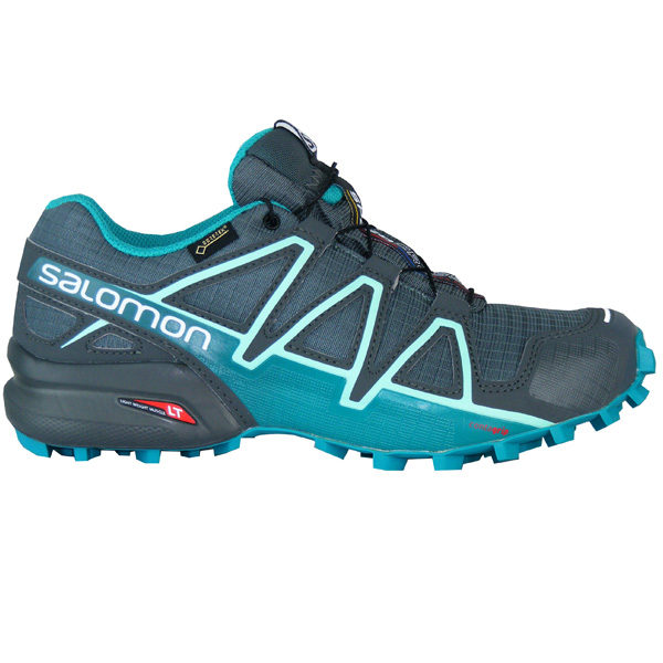 Salomon Speedcross 4 GTX Goretex Damen Wanderschuhe 2018