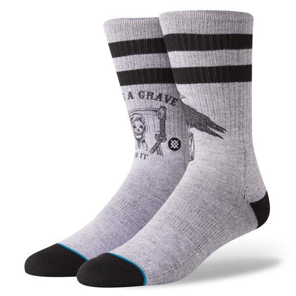 Stance Lifes a Grave Herren Socken