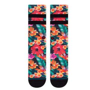 sportlich gerippte Socken
