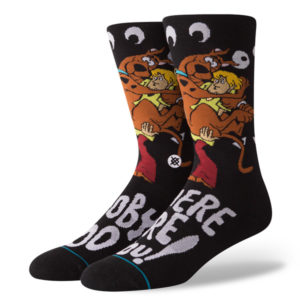 Stance Scooby Doo Where are You Herren Socken