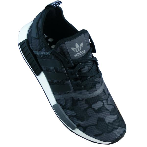 Adidas NMD R1 Sneaker Herren grau D96616
