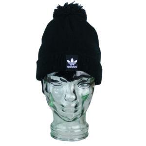 zeitloser Adidas Pom Pom Herren Winter Beanie mit Bommel