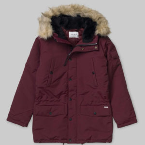 Carhartt Anchorage WIP Damen Parka Winterjacke