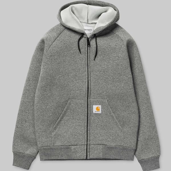 aktuelle Carhartt Car Lux Hooded Thermo Jacke 2018