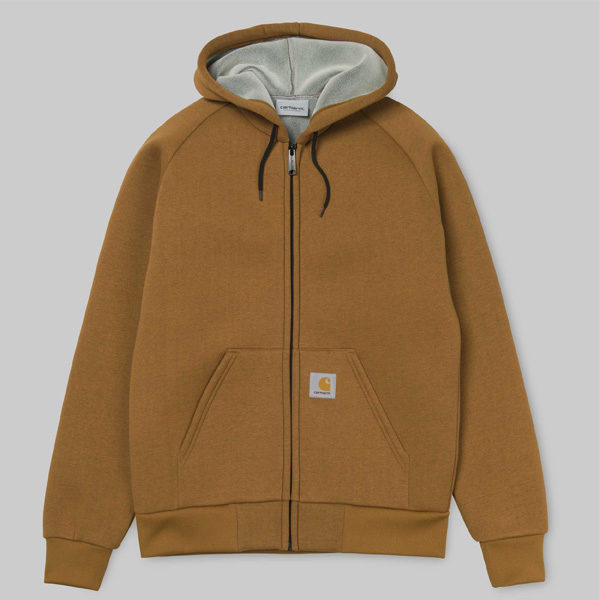 Carhartt Car Lux Hooded Thermo Jacke 2018
