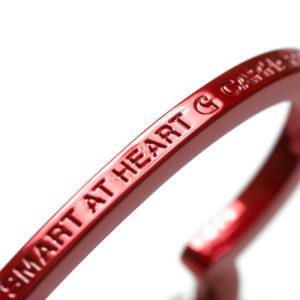 "eingraviertes Branding ""Carhartt Smart at Heart"""