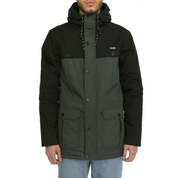 Iriedaily Eissegler 2.0 Jacket Parka Herren Winterjacke