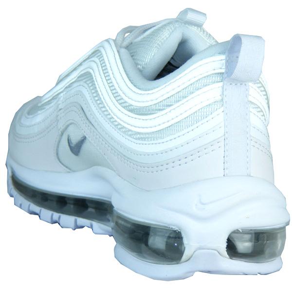 Nike Air Max 97 Glitter Damen weiß/grau - meinsportline.de