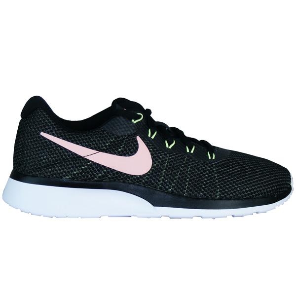 Nike Tanjun Racer Sneaker Damen schwarz/pink - meinsportline.de
