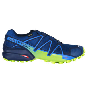 Salomon Speedcross 4 GTX Goretex Herren Outdoor Wanderschuhe