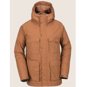 Jacke mit Teflon behandelt EcoElite Finish