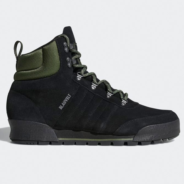 good service retail prices new styles Adidas Originals Jake Boot 2.0 Winterschuhe Herren schwarz/grün B41494