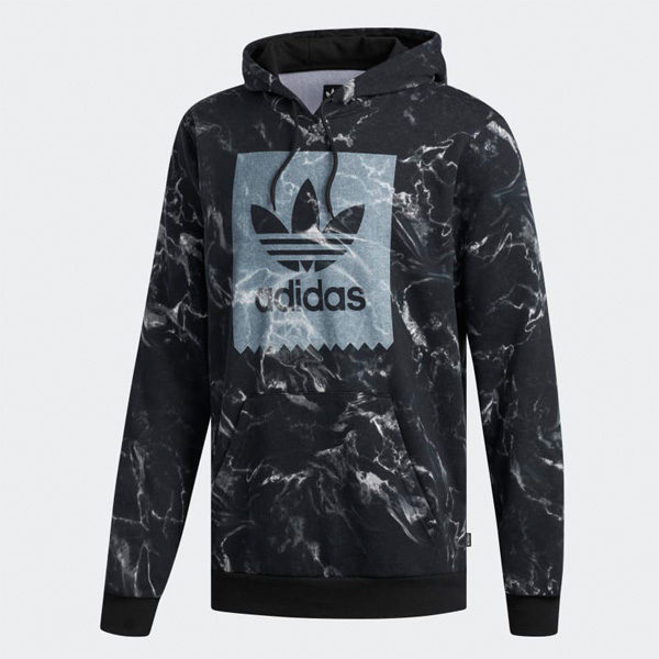 Adidas Originals Marble Print Herren Hoodie
