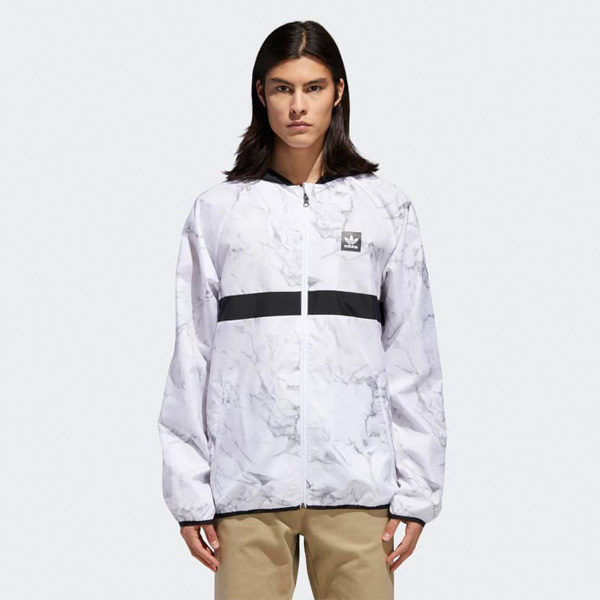 Adidas Originals Marble Packable Herren Windbreaker