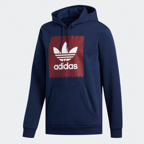 Adidas Originals Trefoil Solid Herren Kapuzenhoodie