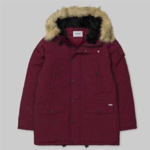 Carhartt Anchorage Herren Parka Winterjacke