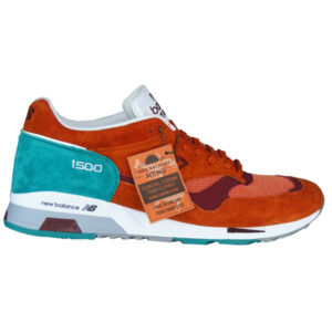 New Balance M1500 SU Steak Lobster Cuisine Lifstyle Lauf- Herrenschuhe Made in England