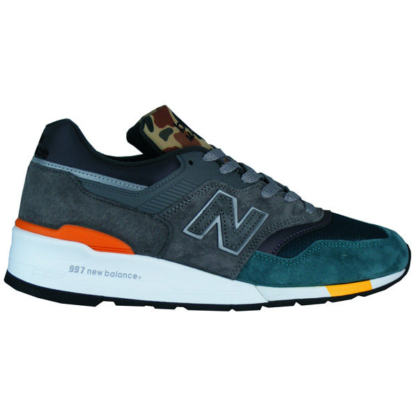 New Balance M997 NM Lifstyle Lauf- Herrenschuhe Made in US