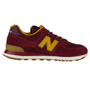 New Balance ML 574 OTC Running Wildleder Herrenschuhe