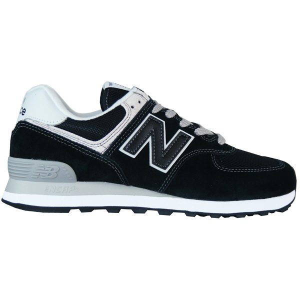 New Balance WL574 EB Classic Core Sneaker Damen schwarz