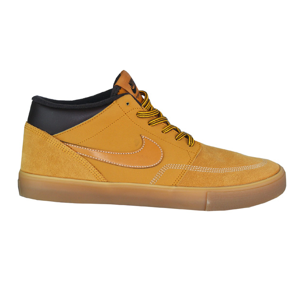 low priced 90809 e6651 Nike SB Portmore 2 Solarsoft Mid Bota Herren Skateboardschuhe. Nike SB  Portmore 2 Solarsoft Mid Bota Herren Skateboardschuhe
