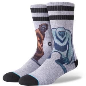 Stance Bigfoot vs Yeti Herren Socken