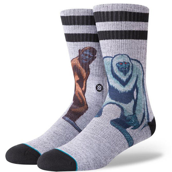 Stance Bigfoot vs Yeti Herren Socken