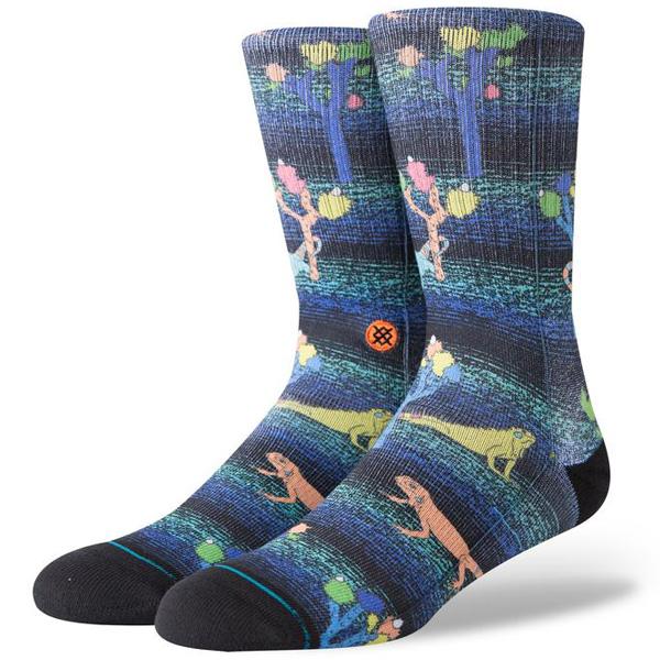 Stance Desert Dinos Herren Socken