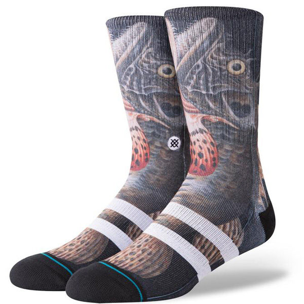 Stance Taylor Creek Herren Socken