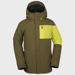 Volcom L Insulatet Gore-Tex Herren Snowboardjacke