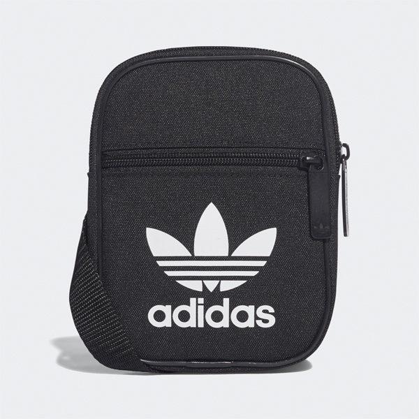 Adidas Originals Trefoil Festival Schultertasche schwarz BK6730