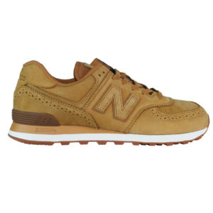 New Balance ML 574 LED Leather Style Herrenschuhe