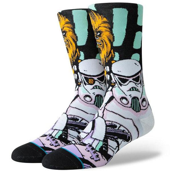 Stance Warped Chewbacca Herren Socken