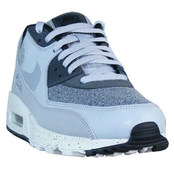 buy popular 2a128 eebb6 Nike Air Max 90 Premium Herren Winterschuhe · Optik und Design im neuen  Mesh Up der legendären Premium Sneaker der letzten Generation