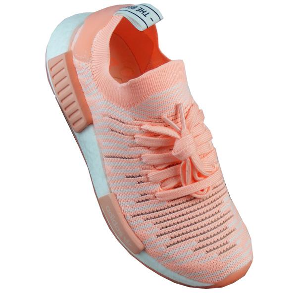 Adidas Originals W NMD R1 STLT PK Damen Sneaker rosa AQ1119