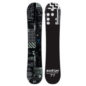 Burton Amplifier Wide 156cm Snowboard 2019 schwarz
