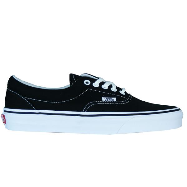 Vans Era Herren Schuhe schwarz