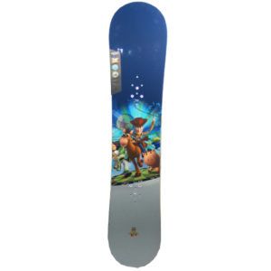 Burton Chopper Toy Story Buzz Lightyear Snowboard Kinder